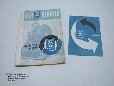 Der-Berater-VW-Exchange-Spare-Parts-Books