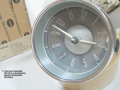 NOS Type 3 Clock 6V