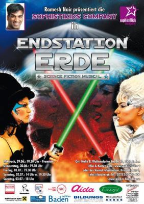 Enstation-Erde