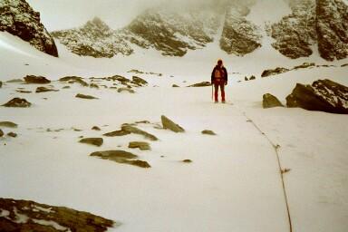 Auf dem Ködnitzkees (ca. 3000m)