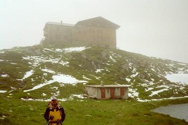 Pfitscher Joch Haus (2277m)