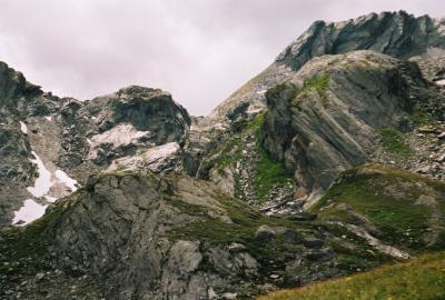Bocchetta del Lago Nero (2563m)