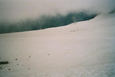 Basodino-Gletscher (3100m)