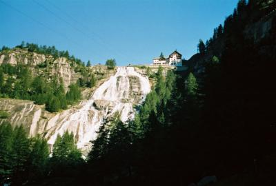 Cascata del Toce (1600m)