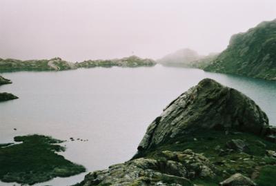 Lago Leit (2260m)