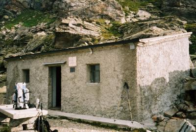 Bivacco Conti (2599m)