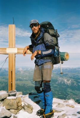 Wildstrubel-Gipfel (3243m)