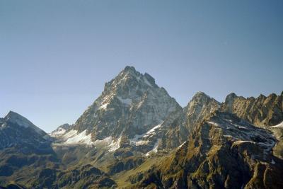 Monviso-Nordflanke (3841m)