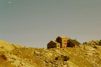 Rifugio Sella (2640m)