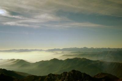 Monviso-Gipfelpanorama (3841m)