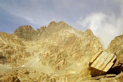 Monviso-Südflanke (3841m)