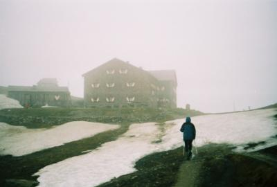 Glorer Hütte (2642m)