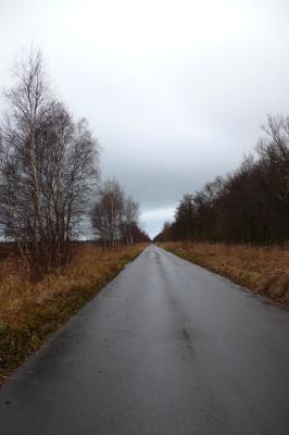 Auf dem Weg nach Pramort