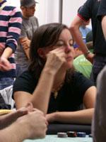 Poker Face Brettchen