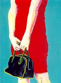 Frau-mit-Handtasche