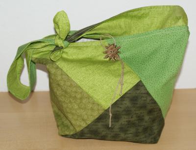 Tasche-gruen