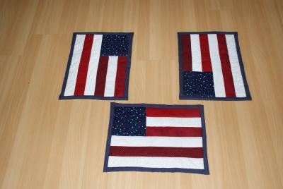USA-Tischsets