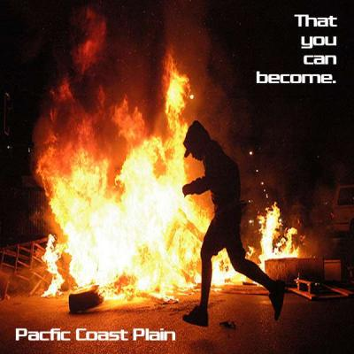 "CD Cover von ""Pacific Coast Plain"""