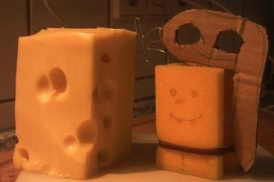 Spongebob Käsekopf