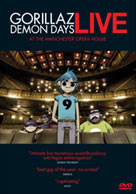 Gorillaz live DVD