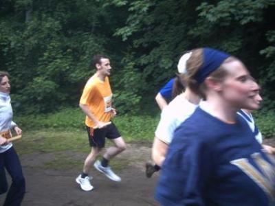 Thomas rennt
