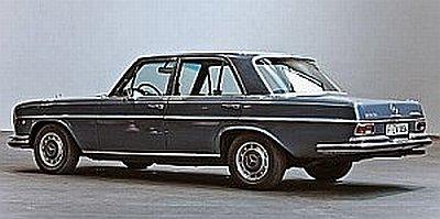 Mercedes-Benz 300 SE (- W 108/109 -L 6.3) Das beste Auto der Welt, wurde damals berichtet