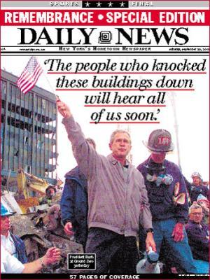 Wenn das amerikanische Volk wüsste, was wir getan haben, würden sie uns an den nächsten Laternenmasten aufhängen. George H. W. Bush