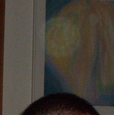 Mein Schutzengel im Profil, ähnelt etwas Kaiser Franz Josef, Omraam Mikhaël Aïvanhov oder Vilayat Inayat Khan. Schutzängeli mein, lass mich Dir empfohlen sein...