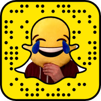 Mein Snapcode. Name: Dagger-Snap. Adde mich auf Snapchat unter https://www.snapchat.com/add/dagger-snap