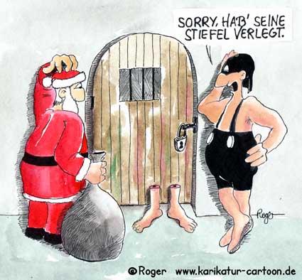 Dickless: Happy Nikolaus!