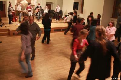 Tanz zu Countrymusik - der Kreativität sind keine Grenzen gesetzt!