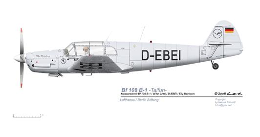 Bf-108-Elly-Beinhorn