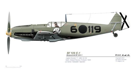 Bf-109-E-1-6-119-Hptm-Siebelt-Reents