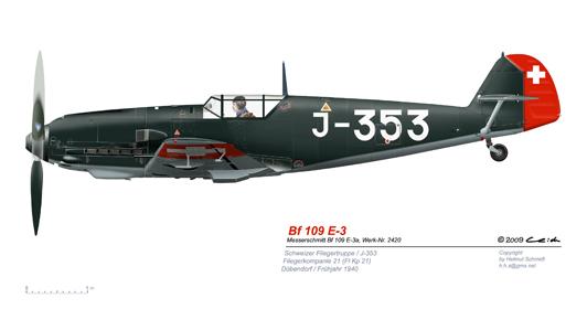Bf-109-E-3a-J-353