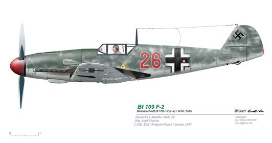 Bf-109-F-2-Rote-26