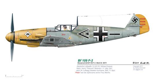 Bf-109-F-2-W-Nr-6674-Heinz-Pietzsch-Bretnuetz