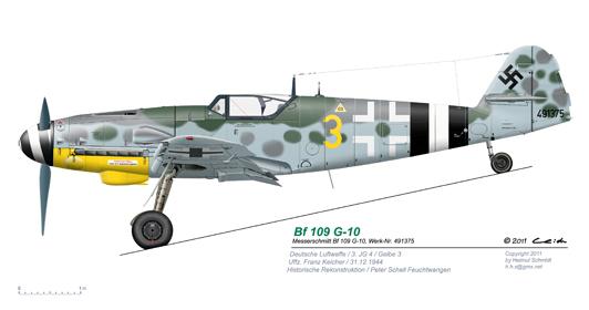 Bf-109-G-10-Gelbe-3-W-Nr-491375-P1-2