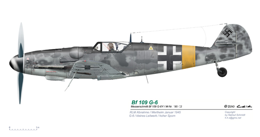 Bf-109-G-6Y-Wertheim-01-1945
