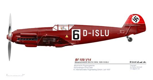 Bf-109-V14-D-ISLU-purpur