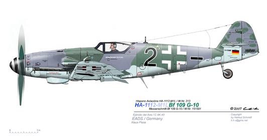 HA-Bf-109-G-10-EADS-Klaus-Plasa