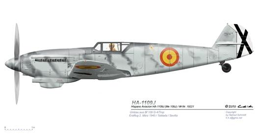 Hispano-Aviacion-HA-1109J