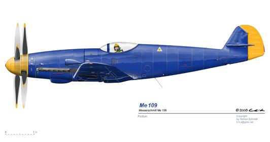 Me-109-fiction-