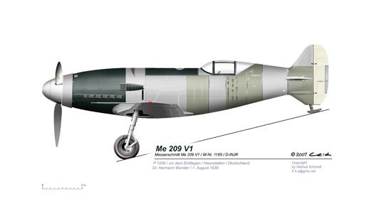 Me-209-V1-Lw-nieder