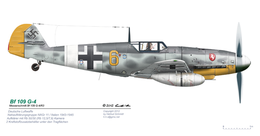 Messerschmitt-Bf-109-G-4-R3-NAGr-11