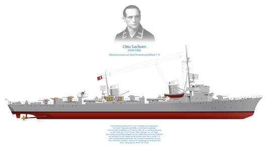 Torpedoboot-Typ-31-Otto-Lechner-