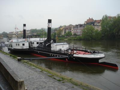 Dampfschiff