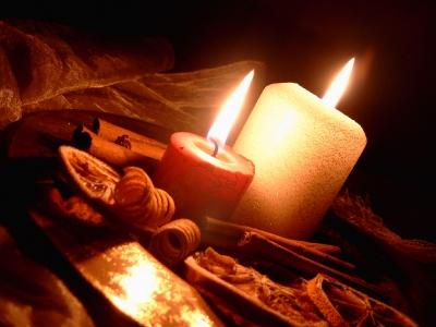 Plamen svijeća Kerzen