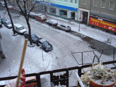 Winterbalcony