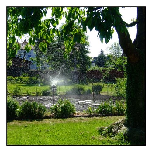 Gartensprengen