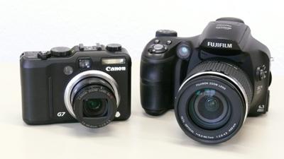 Zwei-FD-Kameras